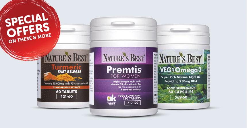 Natures Best Coupons